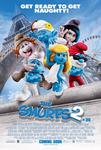 Plakat filmu Smerfy 2