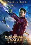 Plakat filmu Strażnicy Galaktyki