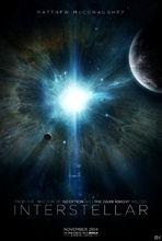 Movie poster Interstellar